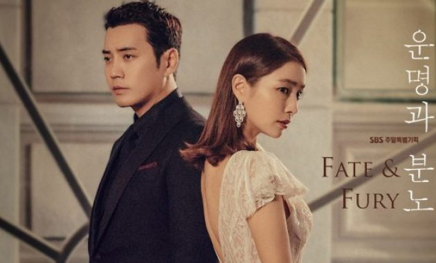 drama korea Fates and Furies